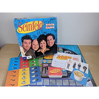 Seinfeld Trivia Game: Toys & Games