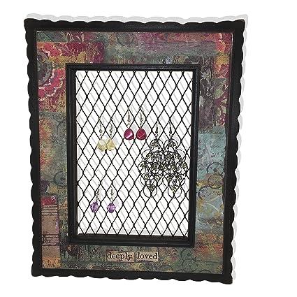 Amazon Com Kelly Rae Roberts Demdaco Upcycled 5 X 7 Photo Frame
