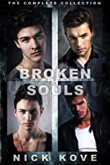 Broken Souls: The Complete Collection Kindle Edition