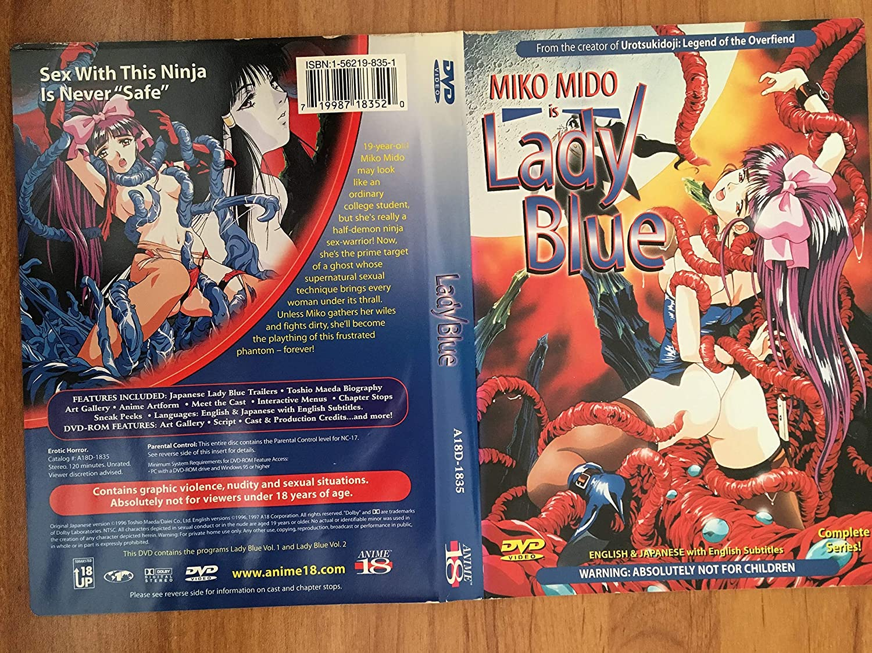 Lady Blue [Alemania] [DVD]: Amazon.es: Cine y Series TV