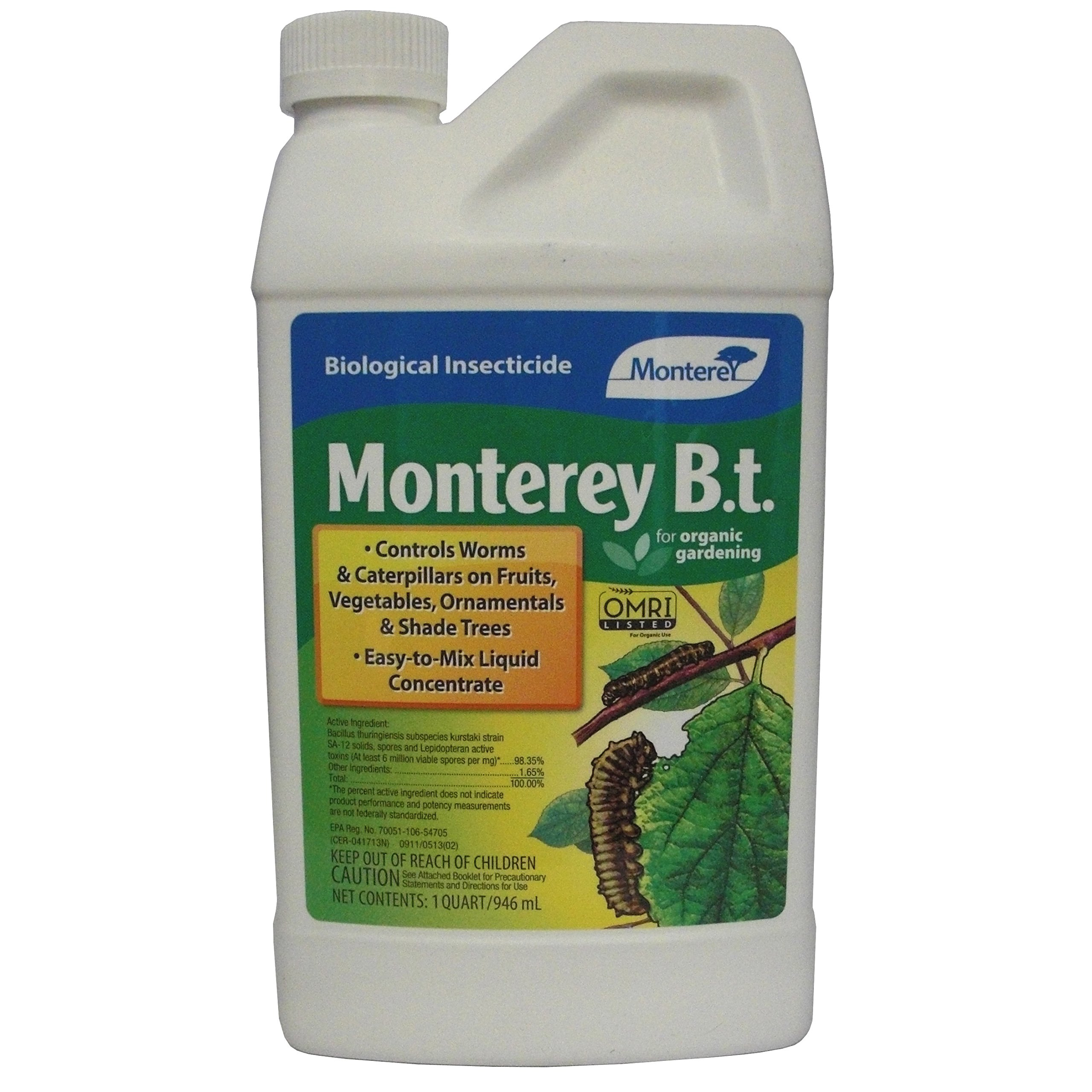 LAWN & GARDEN PRODUCTS P MONTEREY B.T. CONCENTRATE 32 OUNCE