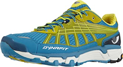 Dynafit MS Pantera S_4053865290853 11, Zapatillas de Trail Running para Hombre, Blau (Davos/Salewa Yellow 5185), 46 EU: Amazon.es: Zapatos y complementos