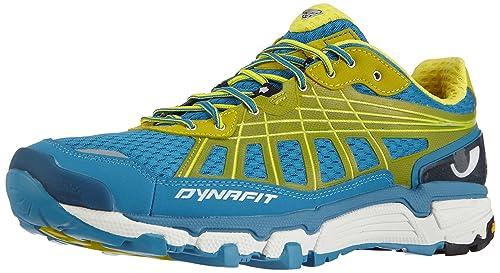 Dynafit MS Pantera S_4053865290853_Davos/Salewa Yellow_11, Zapatillas de Trail Running para Hombre, Blau 5185, 46 EU: Amazon.es: Zapatos y complementos
