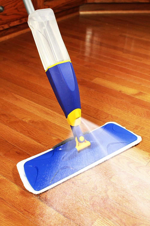 Dust mop for wood floors - Amazon Com Jet Clean Prospray Microfiber Spray Mop Professional Floor Cleaning Wet Dust Kit For House Kitchen Hardwood Ceramic Tile Vinyl Home