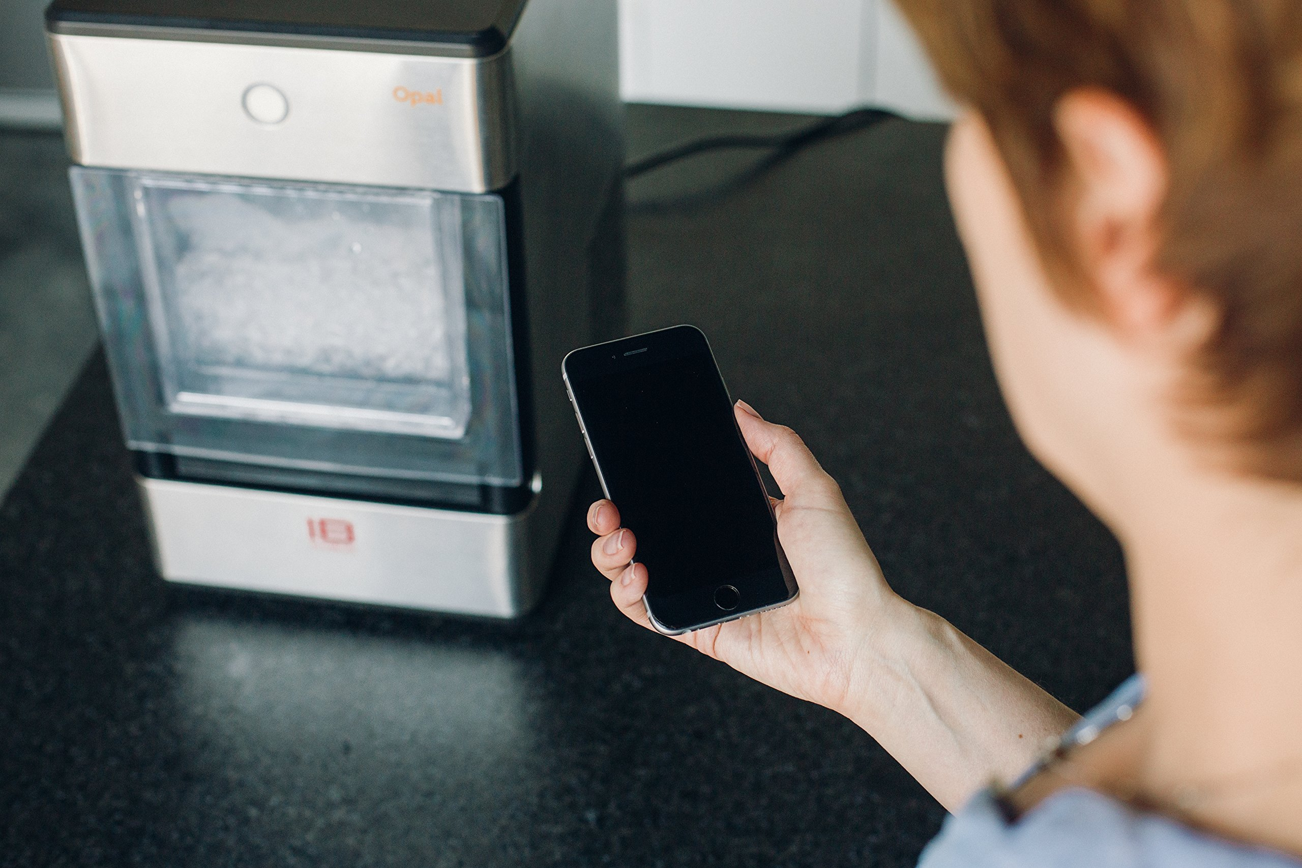 Opal Countertop Nugget Ice Maker It Was Found Online