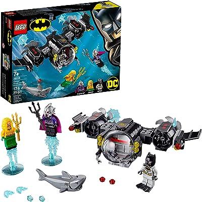 LEGO DC Batman: Batman Batsub and the Underwater Clash 76116 Building Kit (174 Pieces): Toys & Games