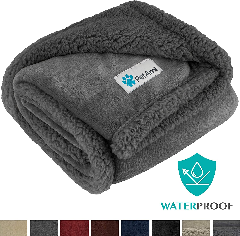 PetAmi Waterproof Dog Blanket
