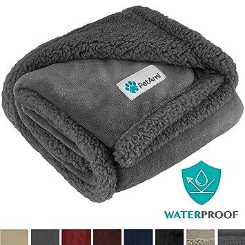 Amazon.com: PetAmi Manta impermeable para perros | Manta ...