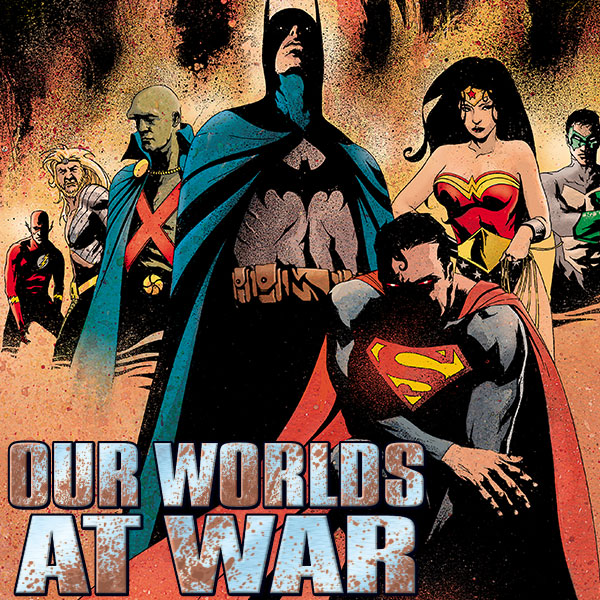 Our Worlds At War (Issues) (11 Book Series)