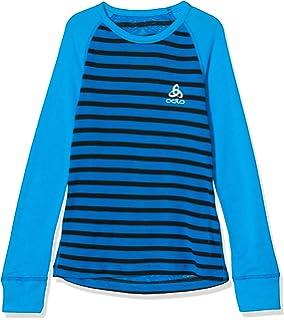 Odlo BL Top Crew Neck L//S Active Warm Trend Kids Haut Enfant