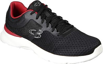 Concept 3 by Skechers Men's Hearn Lace-up Mesh Sneaker