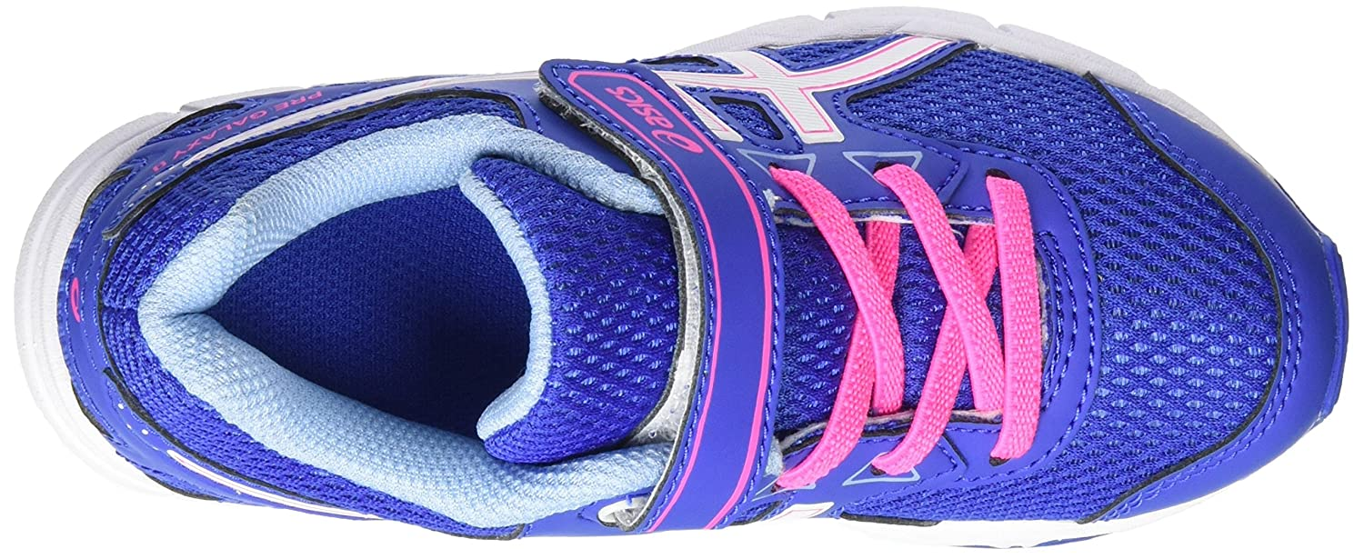 a436fd9b1a5fa ASICS Unisex Kids  Pre Galaxy 9 Ps Gymnastics Shoes  Amazon.co.uk  Shoes    Bags