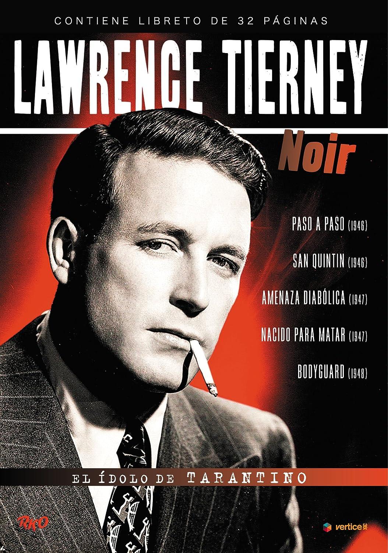 Pack Lawrence Tierney: El Ídolo De Tarantino [DVD]: Amazon.es ...