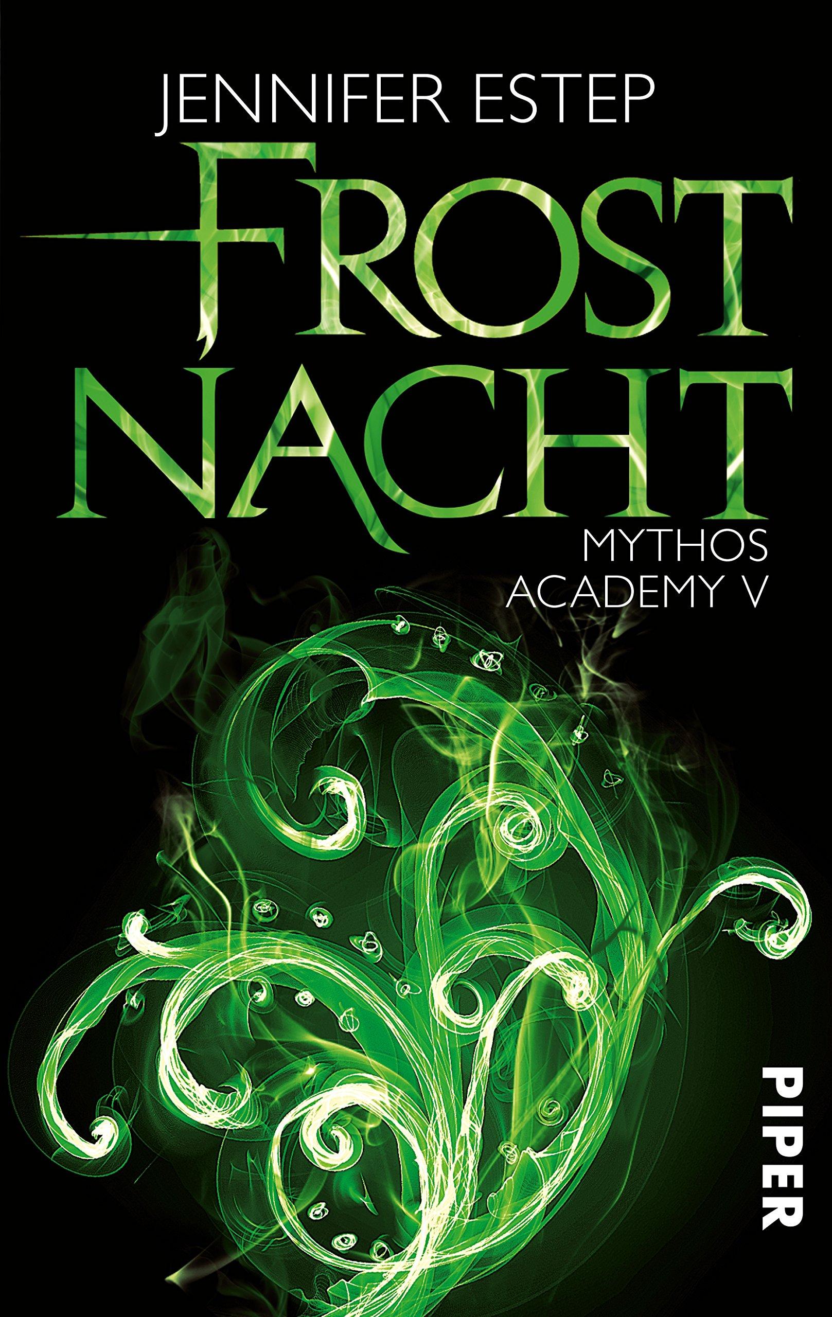 Frostnacht: Mythos Academy 5
