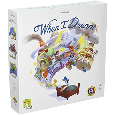 When I Dream: Toys & Games