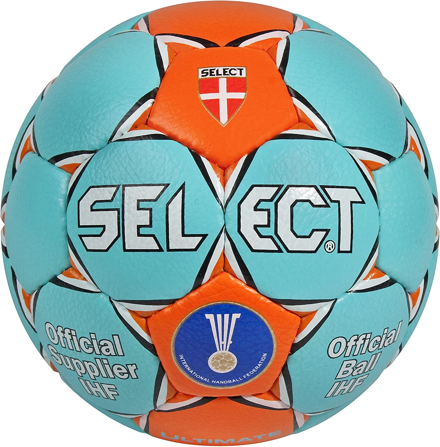 TALLA 2. Select Spielball Ultimate - Pelota de Balonmano