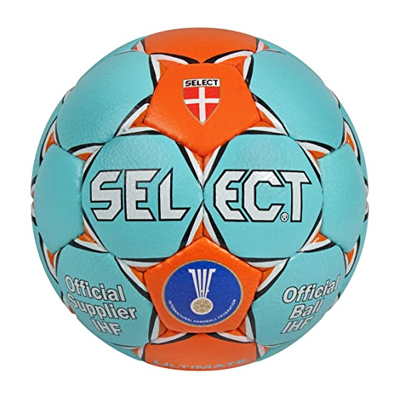 Select Spielball Ultimate - Pelota de Balonmano (Cuero), Color ...