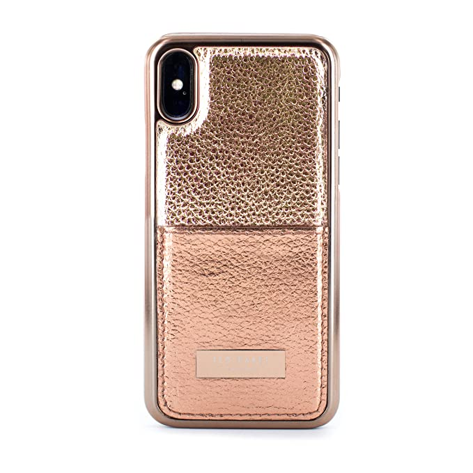 f9c2718a3 Image Unavailable. Image not available for. Color  Ted Baker Cell Phone Case  for iPhone X ...