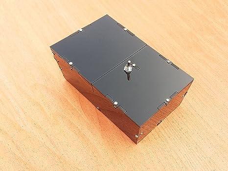 Inútil caja negra con sorpresas Useless Machine - USELESS BOX