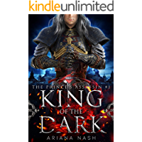 King of the Dark: A dark MM high fantasy (Prince's Assassin Book 1) book cover