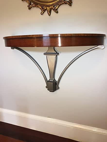 Charleston Wall Mounted Console Table Shelf