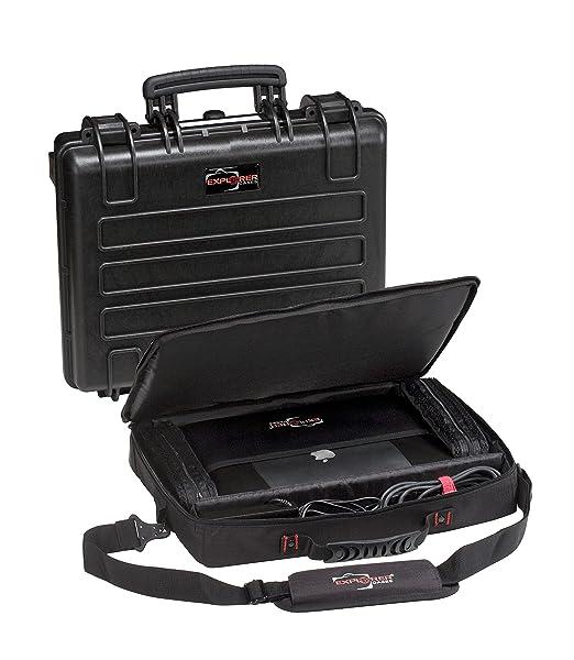 Explorer Cases 4412 474 x 415 x 149 cm maletín para Ordenador portátil - Negro: Amazon.es: Electrónica
