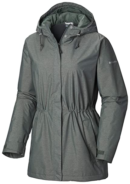 Columbia Womens Norwalk Mountain Jacket, Waterproof & Breathable