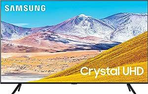"Samsung 55"" Series 8 TU8000 Crystal UHD 4K TV UA55TU8000WXXY"