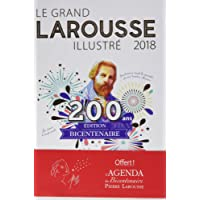 GRAND LAROUSSE ILLUSTRÉ (LE) 2018 NOËL (AVEC AGENDA)