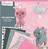 Decopatch -  Kc013O -  Avenue Mandarine -  Kit de Chat