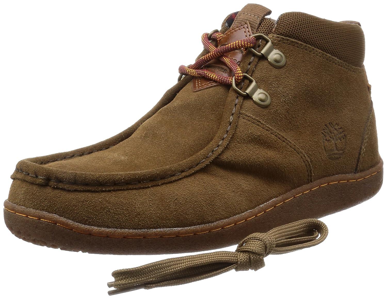 Timberland Joe E MID Chukka Boots Schnürschuhe Herren Schuhe