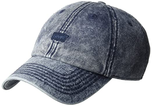 1463a0c4c1a Levi s Men s Brushed Twill Baseball Dad Hat