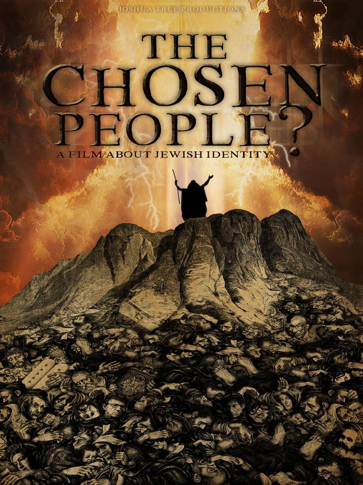 The Chosen People? A Film about Jewish Identity on Amazon Prime Video UK