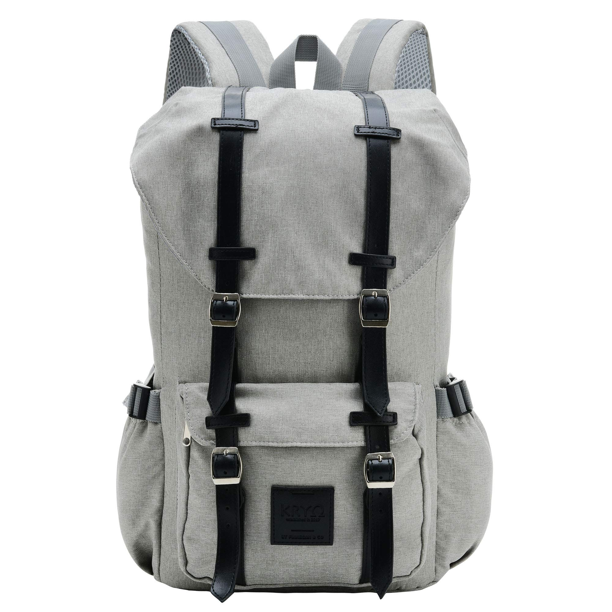 Insulated Backpack by KRYO - Leak Proof Cooler - Lunch, Travel, and Hiking Bag
