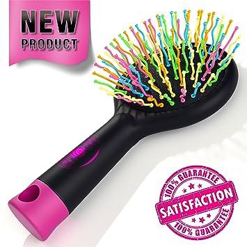 entwirrende spazzola per capelli problema los capelli districare i capelli per capelli bagnati o