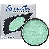 Mehron Makeup Paradise Makeup AQ Face & Body Paint - Vert Bouteille/Green, Briiant Series - 40gm