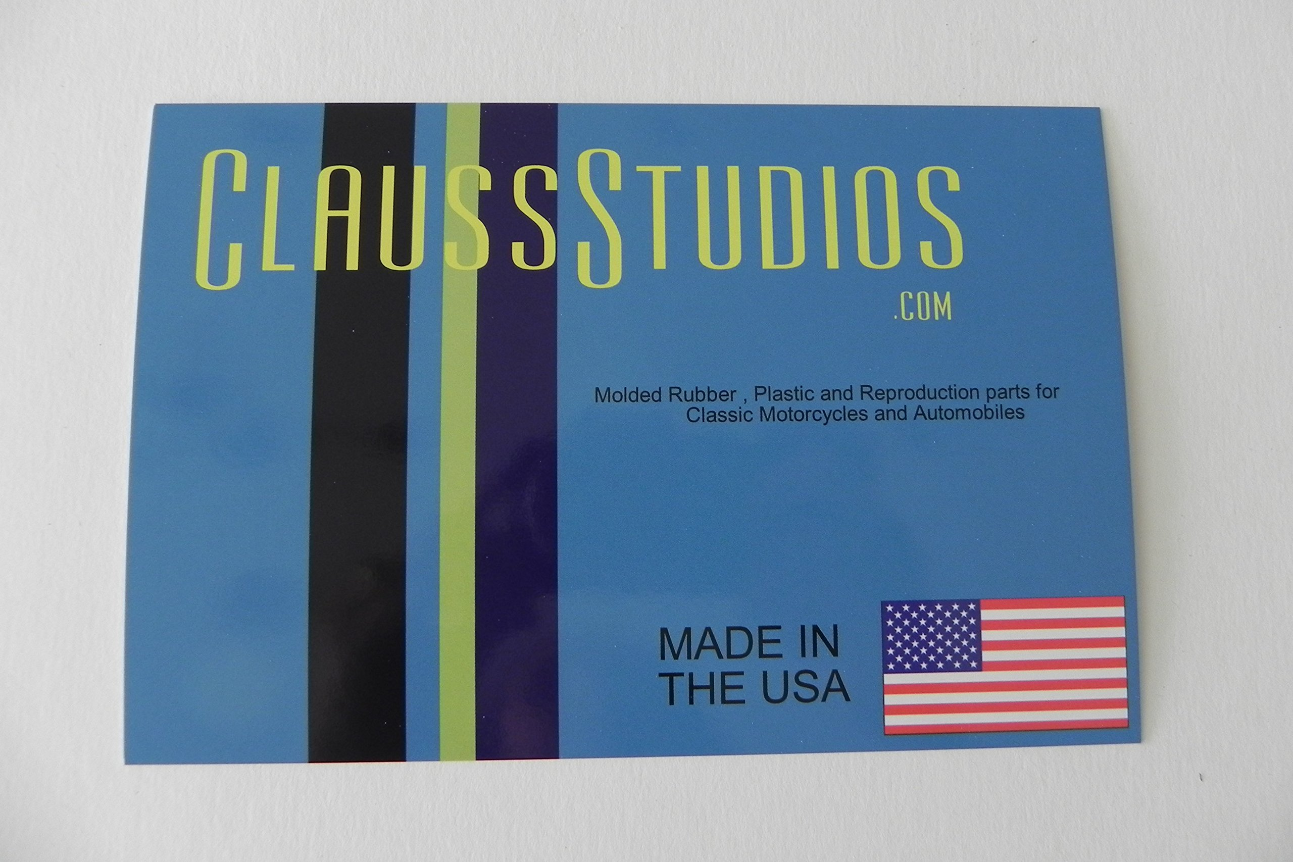 Clauss Studios Porsche 924 944 951 968 1987-95 Oil Cooler Alignment Tool Polyurethane New by Clauss Studios (Image #2)
