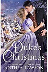 The Duke's Christmas: A Sweet Victorian Holiday Tale (Noble Holidays Book 4) Kindle Edition