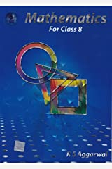 Mathematics for Class 8 by R S Aggarwal (2019-20 Session) Paperback