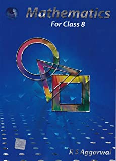 Mathematics for Class 8 by R D Sharma 2019-2020 Session