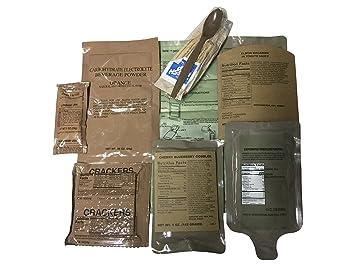 Amazon.com   MRE (Meals-Ready-To-Eat) Sure-Pak Meal-2017 Pack Date ... e3ba1a38a