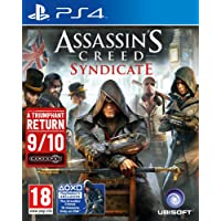 Assassins Creed Syndicate [Ps4]