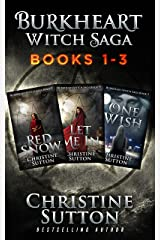 Burkheart Witch Saga Box Set Books 1-3 Kindle Edition