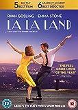 La La Land [Includes Digital Download] [DVD] [2017]
