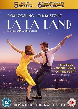 La La Land [DVD] [2017]: Amazo...