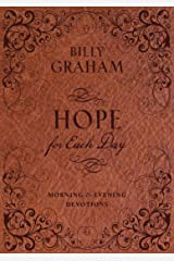 Hope for Each Day Morning and Evening Devotions Kindle Edition