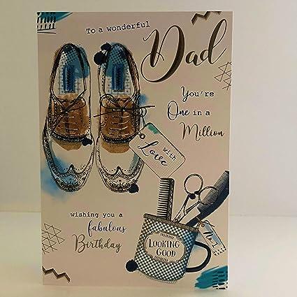 Jonny Javelin to A Wonderful Dad Fabulous - Tarjeta de ...
