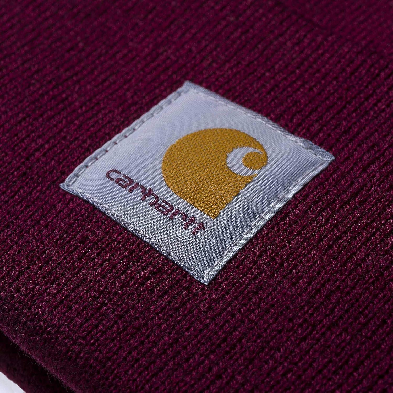 Carhartt WIP Unisexe Homme Chapeau Bonnet Hiver Bonnet Hiver Noël 521e23e4a6e