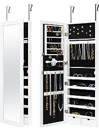 Jewelry Armoires Amazoncom