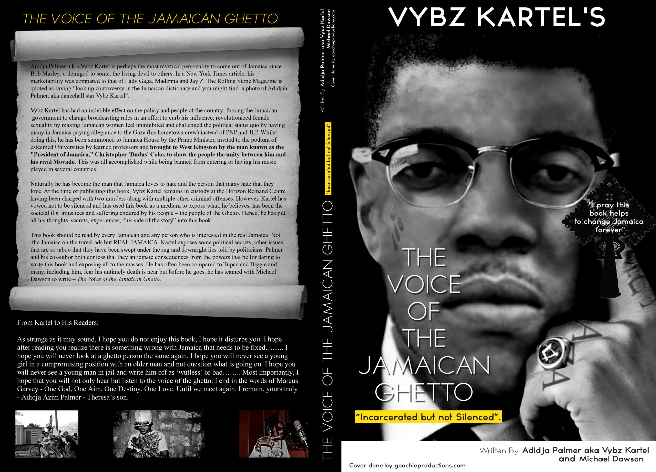 The Voice Of Jamaican Ghetto Amazoncouk 9780615510675 Books